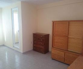 Bonita habitacion de descanso con todos los servicios