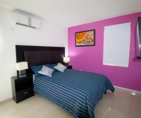 Casa Zac Nicte Mx-Habitacion IXCHEL