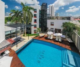 Seven Boutique Apartments Cancún