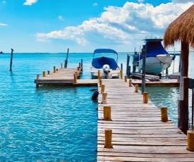 Villa de Lago Cancun