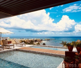 1 BR condo BEST ROOFTOP WITH OCEAN VIEW by Happy Address
