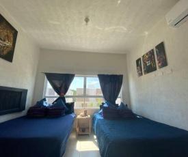 habitacion privada con baño 5pax