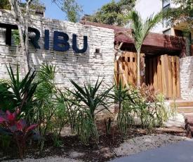 Magic 1 BR condo at Tribu by Happy Address