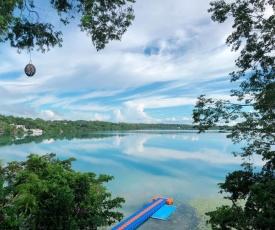 Bacalar Sunrise Villa - Magnificent Lake View