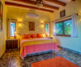 Special place where you combine the peace of the jungle with the ocean view.