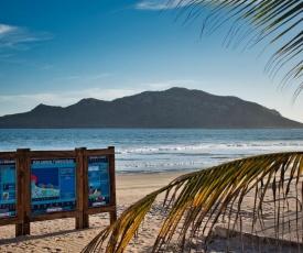Departamento En La Playa Y Zona Dorada - H3