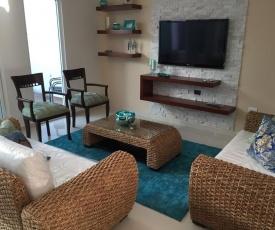 Apartamento en la playa en Mazatlán