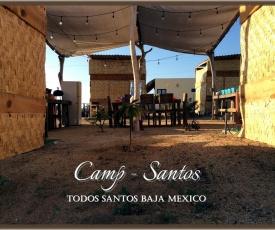 Camp - Santos