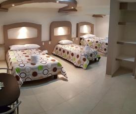 Hotel Caudillos Inn
