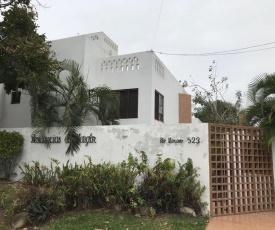Casa con alberca en Clouster a orilla del Rio