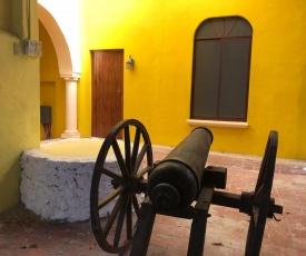La Casa del Pirata, Campeche Colonial