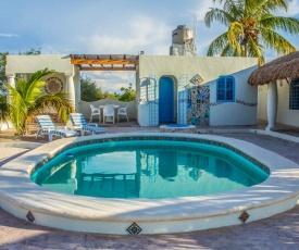 Casa de Playa en Chicxulub Puerto, Yucatán