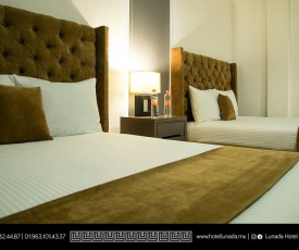 Hotel Lunada+Restaurant