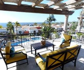 Stunning 3BR Ocean View Villa in Cabo San Lucas