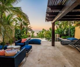 Beautiful Veranda in a Beachfront Resort Community with Private Pool, Full Amenities, & Services