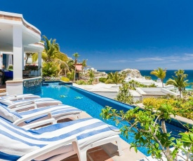 Contemporary 4BR Pedregal Villa with Ocean Views