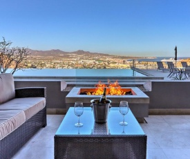 Luxe Mtn Top Retreat with Pool and Sea of Cortez View!