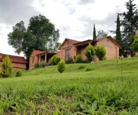 Cabañas villa de San Miguel