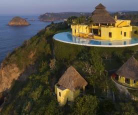 Ocean Castle Sol de Oriente & Ocean Castle Sol de Occidente in Careyes