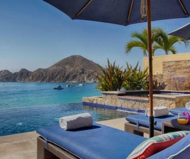 Picture Relaxing Beside Your Private Pool in Cabo San Lucas Reading Your Favourite Book, Cabo San Lucas Villa 1028