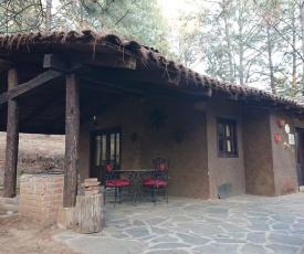 Cabañas Tapalpa Sierra del Tecuan, Cabaña Topo