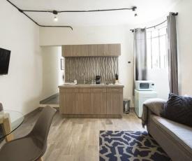 4Px Vintage Apartment 5 min to Polanco!