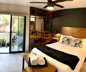 Casa Black, Recién re modelado apartamento.