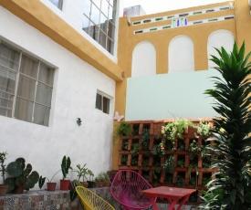 La casona de Tacubaya
