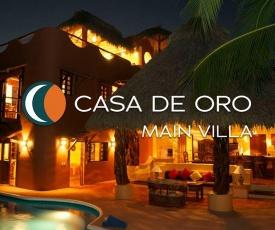 2 Bedroom Beachfront Villa - Casa de Oro