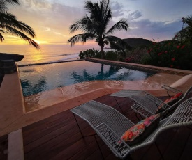 Casa Playa Verde - Beachfront Estate in Troncones