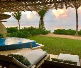 Punta Majahua oceanfront bliss