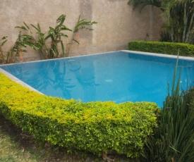 Bungalow Cocoyoc Morelos