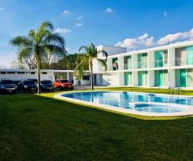 Hotel Palmas Cocoyoc
