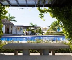 Casa STB01 con Alberca a 5 min de Nuevo Vallarta