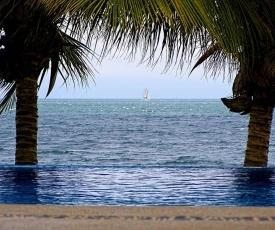 Condo frente al mar planta baja 1 recámara