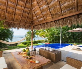 Casa del Mar, large house by the beach with private pool & jacuzzi.