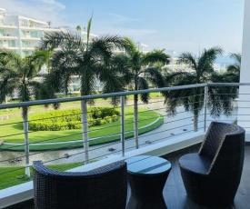 Area Ocean De luxe sanitizado