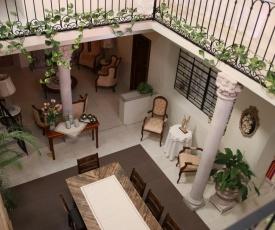 Casa Ana Lucia, en el centro de Calvillo
