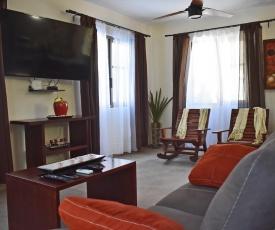 Exclusivas suites cerca de la Bahía de Santa Cruz