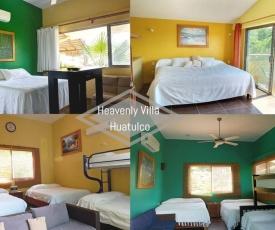 Heavenly Villa Huatulco