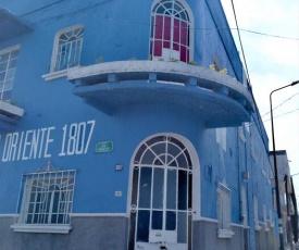 Hostal Azul Puebla